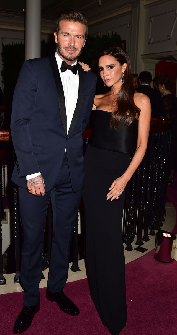 Victoria Files To End ... David Beckham Divorce Rumors