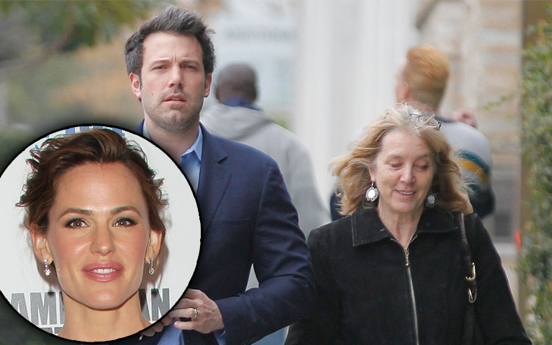 jennifer garner ben affleck divorce christine anne boldt feud