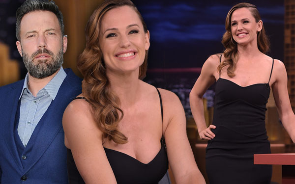 Jennifer Garner Divorce Jimmy Fallon Interview Ben Affleck 8