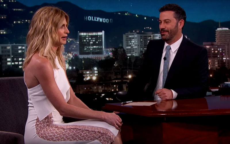 jimmy kimmel erin andrews court case first interview dwts