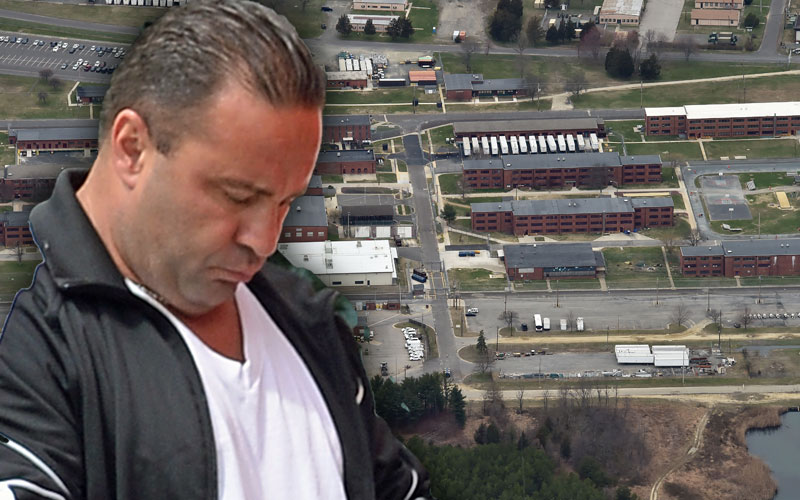 joe giudice prison sentence fort dix rules visitation sex teresa giudice
