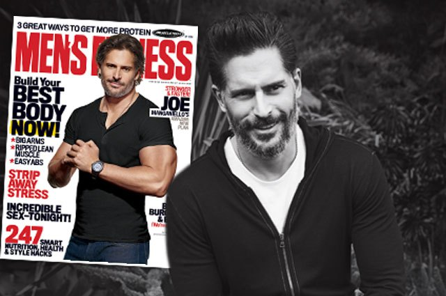 Joe Manganiello Mens Fitness PP
