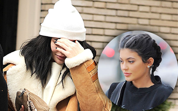 Kylie Jenner Plastic Surgery Lips Health Scare Instagram Pic 6