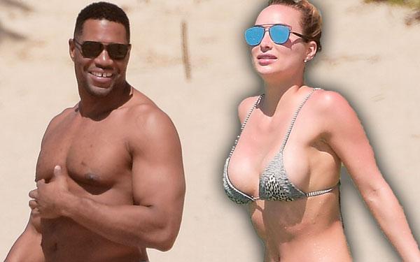 Michael Strahan Girlfriend Criminal Record Bikini Pics 1