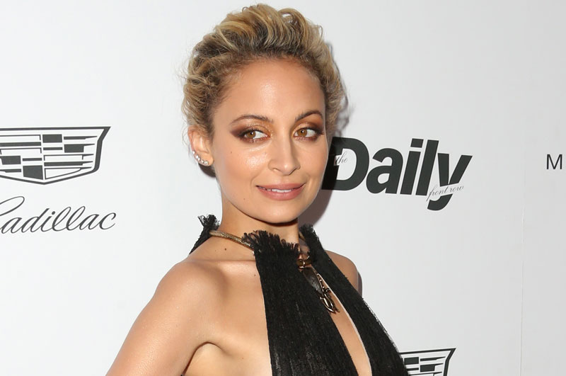 nicole richie breast implants save marriage