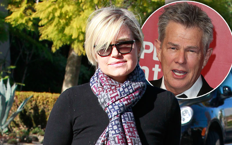 yolanda hadid david foster divorce rhobh reunion taping