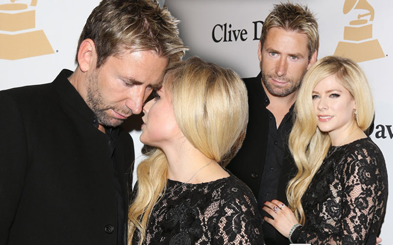 avril lavigne ex chad kroeger back together juno awards red carpet