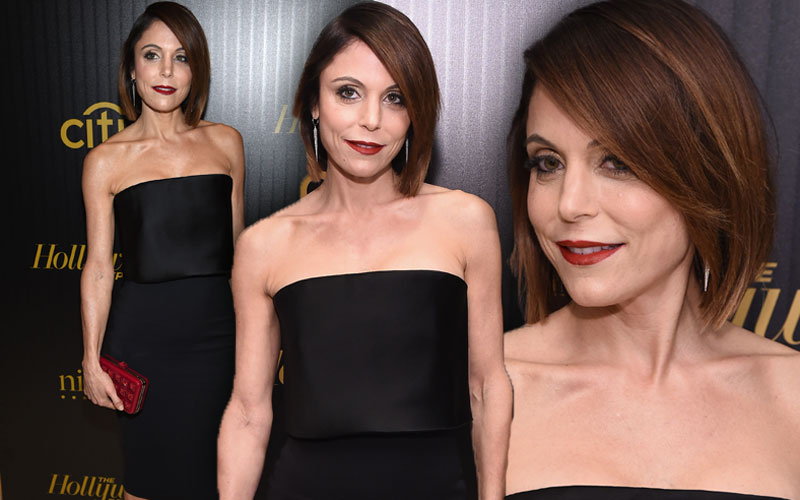 Bethenny Frankel Medical Crisis Healthy Divorce Red Carpet