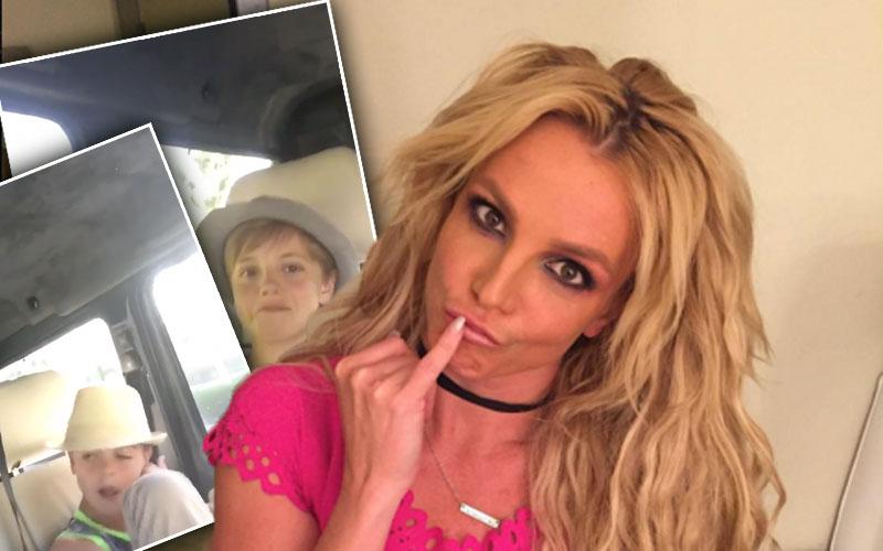 britney spears embarrassing mom instagram videos