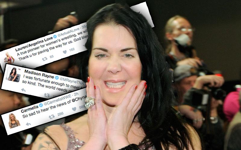 chyna dead joanie laurer wrestlingreactions