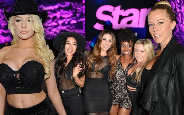 Hollywood Rocks Party Star Magazine 1