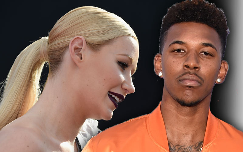 iggy azalea iheartradio music awards 2016 engagement ring pics