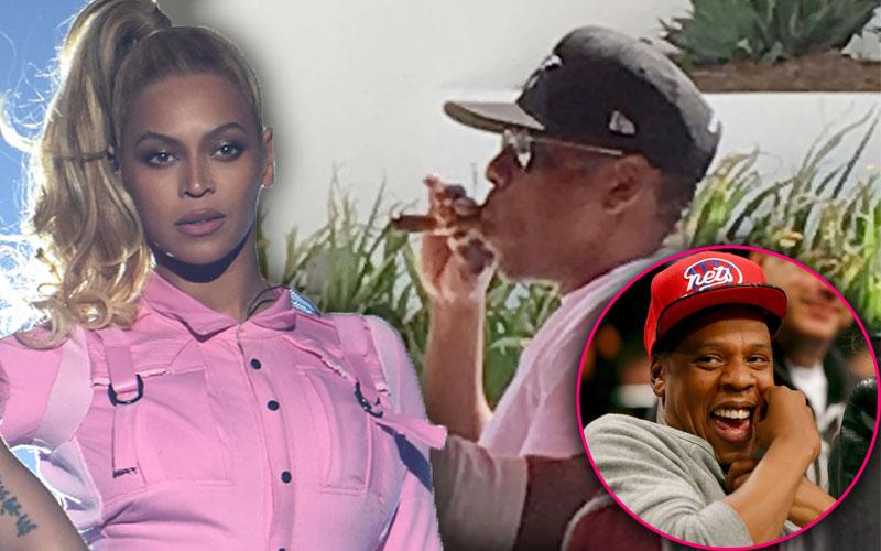 JayZSmoking Beyonce Lemonade ScandalCheating Rumors