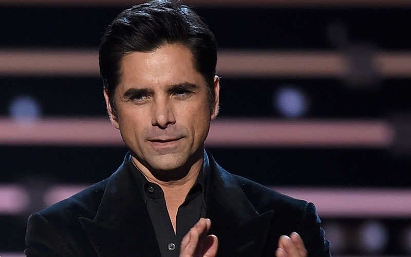 John Stamos TV Land Icon Awards Speech Video Dark Past 1