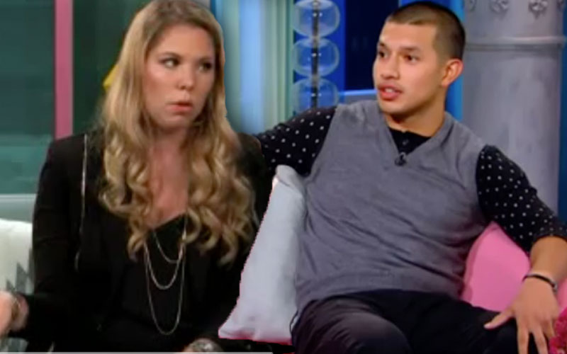 kailyn lowry javi marroquin deployment cheating teen mom recap