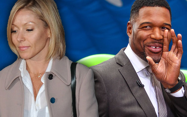 Kelly Ripa No Show Live Michael Strahan Quits 1