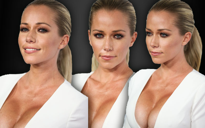 kendra wilkinson boobs cleavage white jumpsuit kendra on top pics