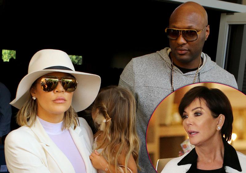 Khloe kardashian lamar odom divorce demanded kris jenner 10