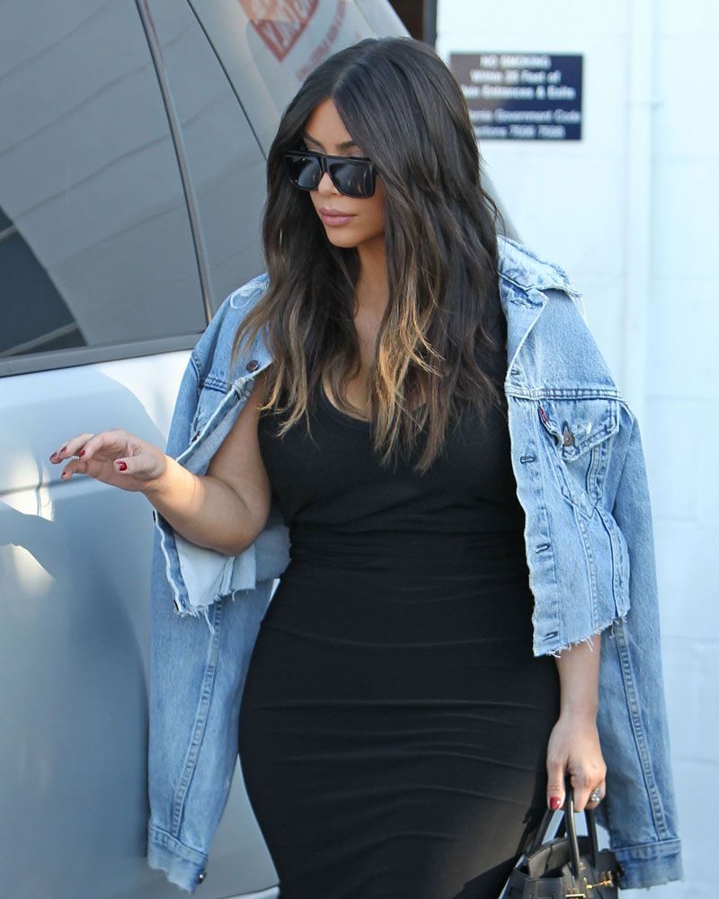 Kim kardashian orce kanye west excluded by kris jenner new style