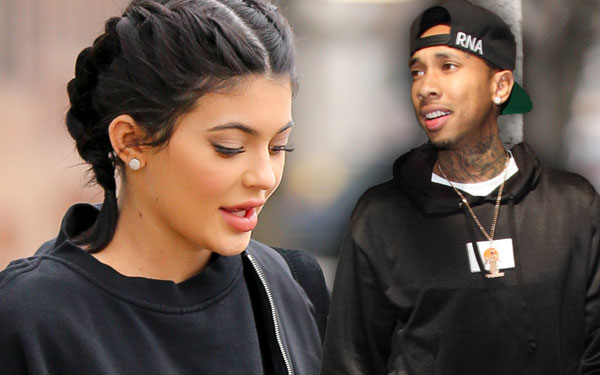 Kylie Jenner Pregnant Baby Rumors Paper Magazine Interview 2