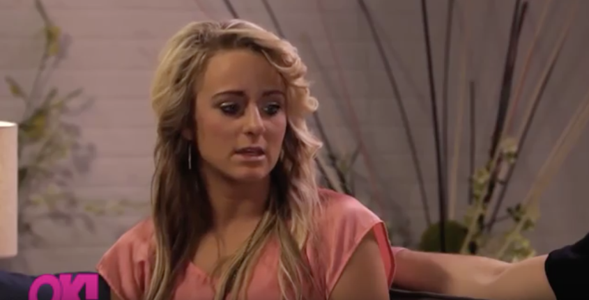 Divorce Twist! 'Teen Mom' Star Leah Messer Tells Ex Jeremy