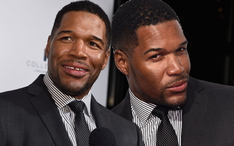 michael strahan arrests lawsuits court records good morning america new gig