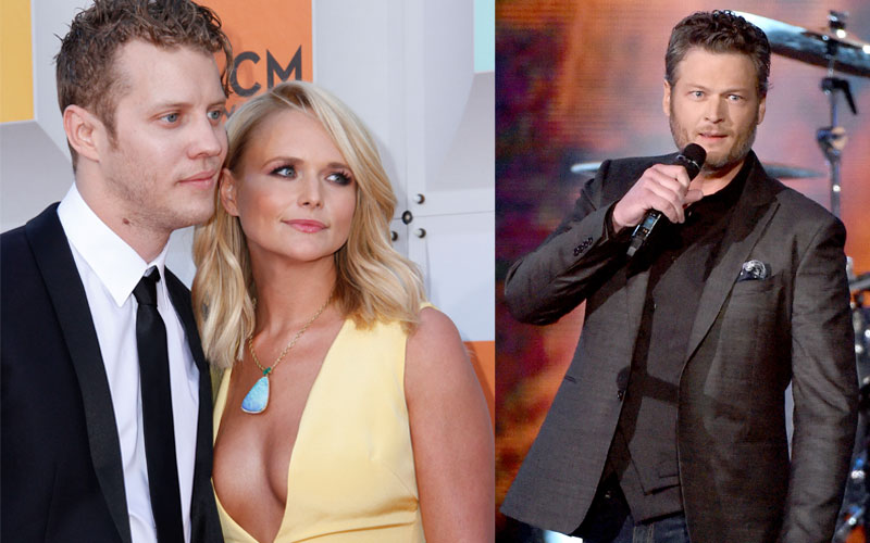 Miranda lambert blake shelton feud acm awards 03