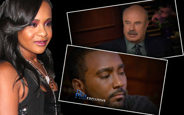 NIck Gordon Dr Phil Bobbi Kristina Brown Murder Episode Video 9