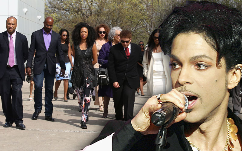 prince dead autopsy cremated service updates