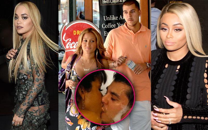Rob kardashian girlfriends romance fails17
