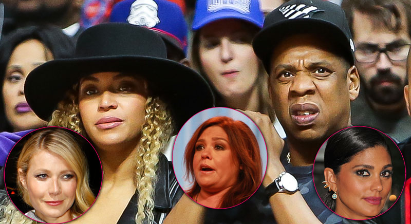 Beyonce lemonade scandal jay z alleged mistresses