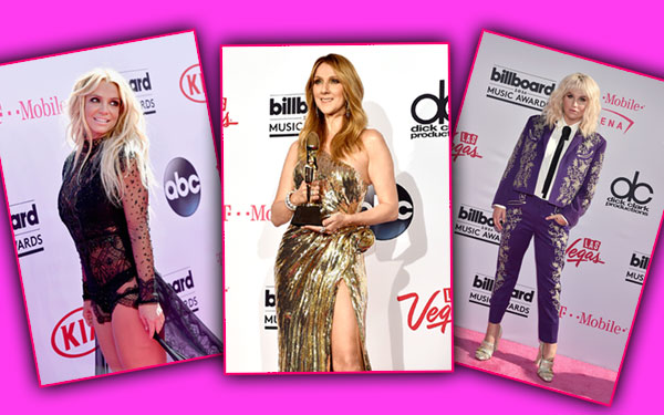 best worst dressed billboard awards red carpet pics