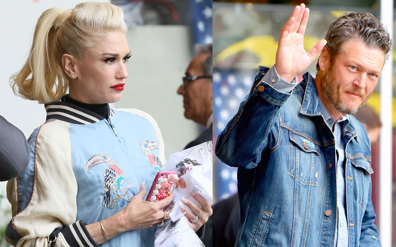 Blake shelton quitting the voice after gwen stefani fight 08