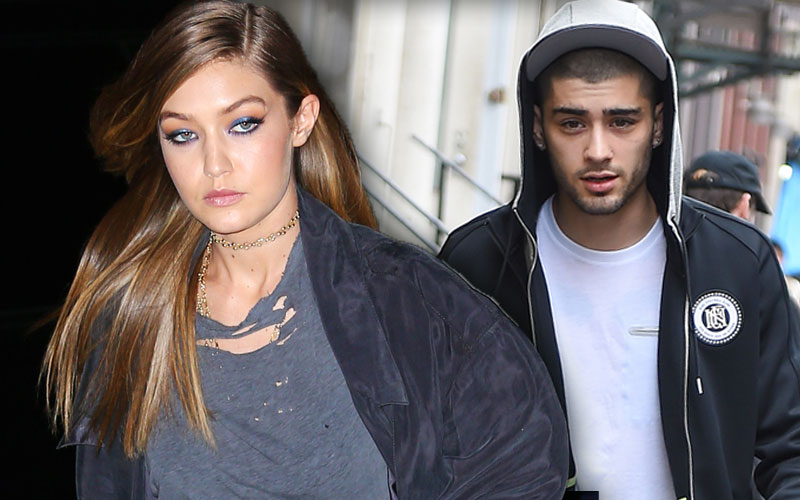 gigi hadid zayn malik dating birthday feud party