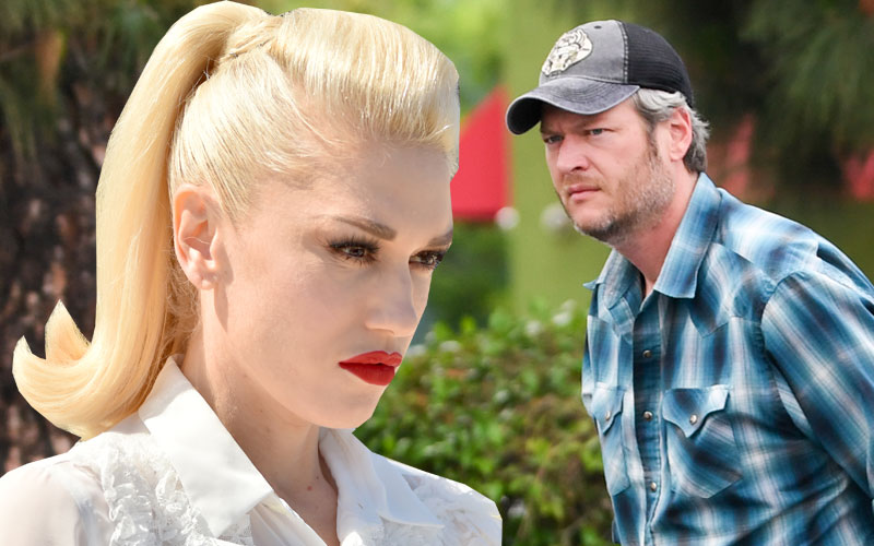 Gwen stefani quitting voice after fight 07
