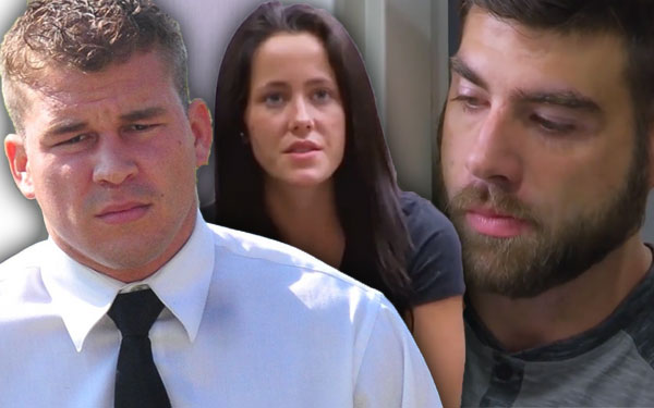 Jenelle Evans Nathan Griffith David Eason Text War Teen Mom 2 Recap 2