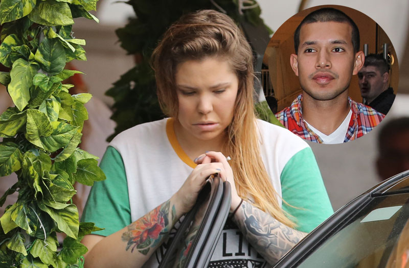 Kailyn lowry divorcing javi marroquin 07