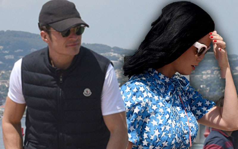 katy perry orlando bloom cheating scandal boat vacation pics