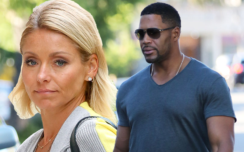 kelly ripa michael strahan feud behind the scenes live with kelly and michael