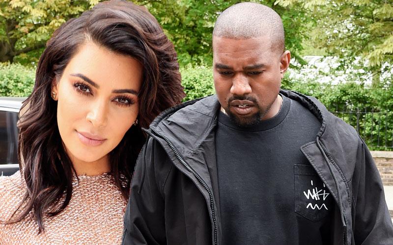 kim kardashian kanye west divorce ellen rant marriage trouble