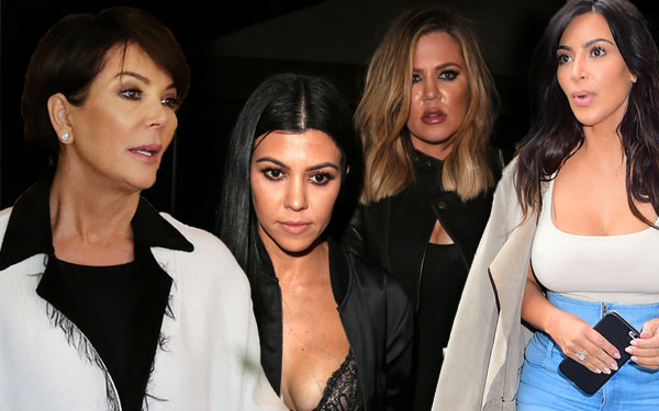KUWTK Cancellation Rumors Kris Jenner Plan Save Show 1