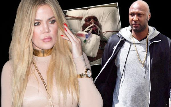 Lamar Odom Hospital Photos Videos Khloe Kardashian KUWTK Recap 3