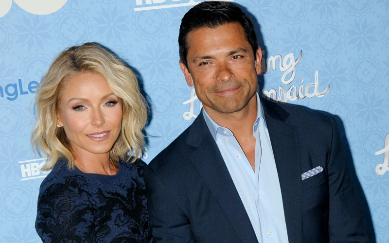 live with kelly ripa mark consuelos husband work together host