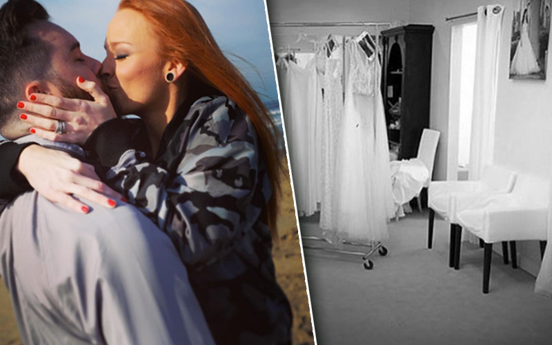 maci bookout teen mom wedding details