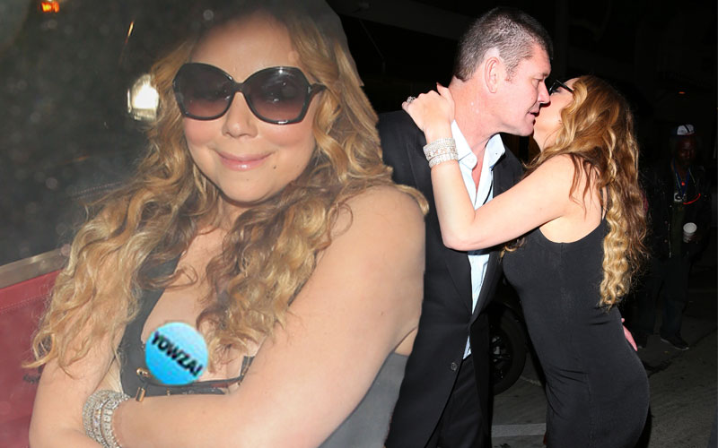 Wedding Nip Slip.Wardrobe Malfunction Mariah Carey Suffers From Embarrassing Boob