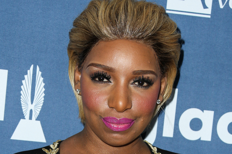 NeNe Leakes arrives at the 27th Annual GLAAD Media Awards