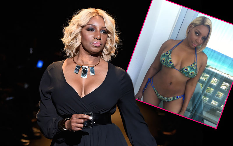 nene leaks bikini photoshop instagram pic