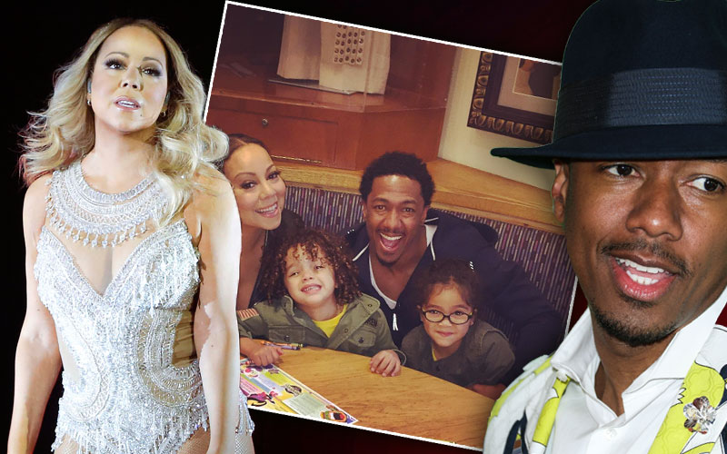 nick cannon mariah carey kids mothers day dinner instagram pic