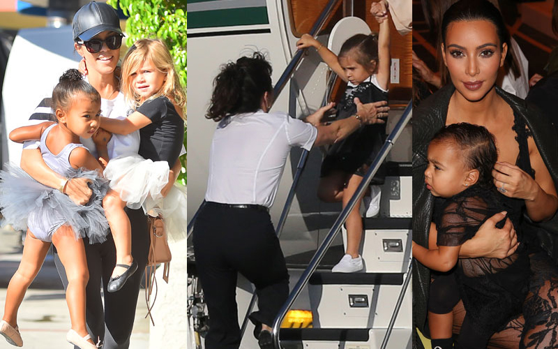 North west penelope disick most spoiled moments10