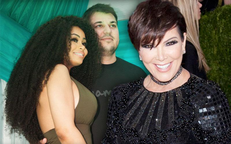 rob kardashian blac chyna reality show kuwtk spin off negotiation photos